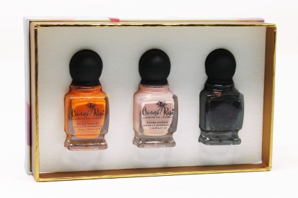 Cienna Rose Polishes Boxed